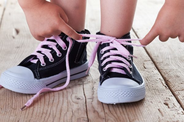 release date the latest the sale of shoes OT tips and tricks for teaching kids to tie their shoelaces ...