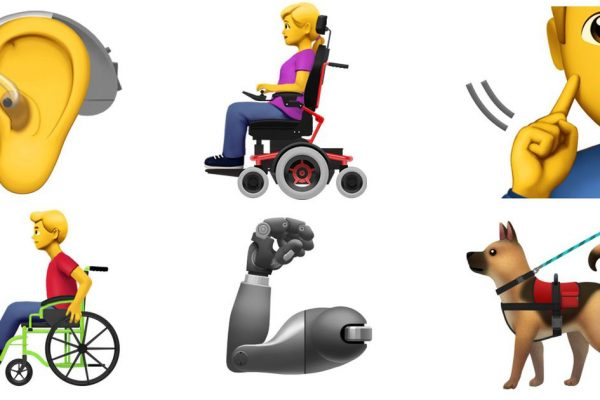 New emoji with disabilities approved